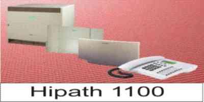 Pabx Siemens Hipath 1100 (1120,1150 e 1190)