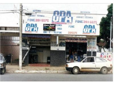 Primeira loja da CPA em 1997