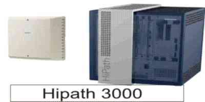 Treinamento Hipath 3000