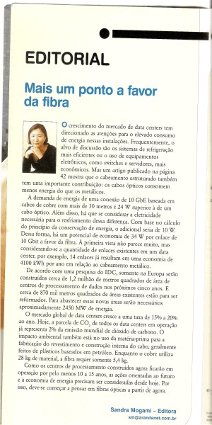 Editorial Sandra Mogami