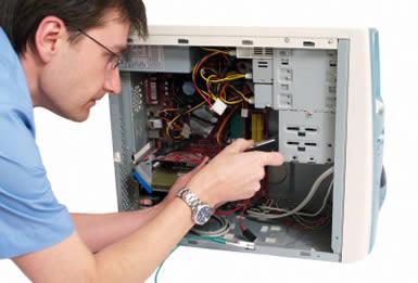 Manutenção e reparo em desktops e notebooks